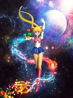 @Kristin West Moon みんな、私に力を! http://www.moonkitty.net/buy-bandai-tamashii-nations-sailor-moon-sh-figuruarts-figures-models.php Tamashii Nations Sailor Moon Figure.  #SailorMoon