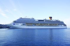 """Costa Diadema Introduces the Interactive Robot """"Pepper"""" to Cruise Guests"""