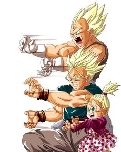 vegeta father - Buscar con Google