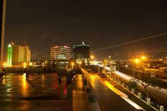 Millennium city... Accra