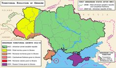 Territorial evolution of Ukraine