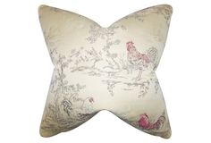 Roost 18x18 Pillow, Natural