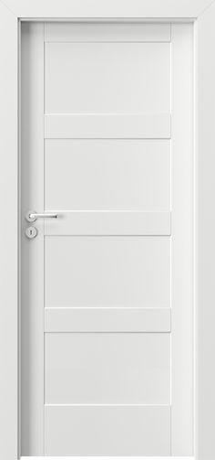 Porta SKANDIA Premium A0 Biały