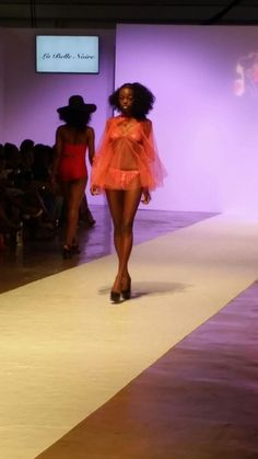 See La Belle Noire Stunning Designs At African Fashion Week London