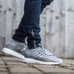 Adidas deerupt runner grigio scuro / gomma marcia per la vita pinterest