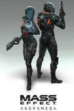 Télécharger Mass Effect Andromeda Gratuitement