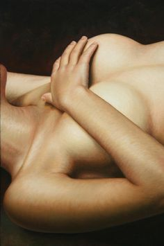 Omar Ortiz - Hyper-Realistic Paintings of Female form Amazing Drawings, Amazing Art, Amazing Body, Woman Painting, Figure Painting, Hyper Realistic Paintings, Realistic Drawings, Realism Art, Female Form