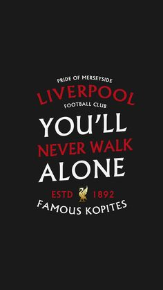 Great Football Advice For Novices And Professionals Liverpool Fc Gifts, Ynwa Liverpool, Liverpool Fans, Liverpool Football Club, Lfc Wallpaper, Liverpool Fc Wallpaper, Liverpool Wallpapers, Liverpool You'll Never Walk Alone, This Is Anfield