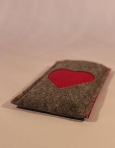 telefoonhoes hart van designedbyJuud op Etsy