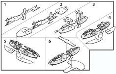 Build Instructions :: Star Wars Pocketmodel TCG