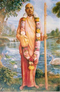 All Glories To His Divine Grace A.C. Bhaktivedanta Srila Prabhupada! LORD Sri Krishna's Mercy!