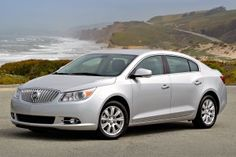 2013 Buick LaCrosse Sedan - Am I too you for a Buick?
