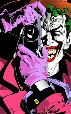 'The Joker' by BanditKidKing