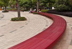 Gubei Pedestrian Promenade   Landscape Urbanism
