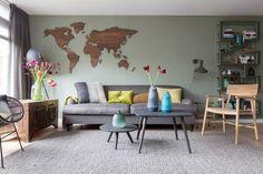 Koraalkleur De Woonkamer : Beste afbeeldingen van woonkamer