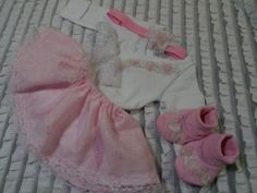 Preemie outfit ...FREE SHIPPING...3 PIECES by SOSBoutiqueandBeyond, $30.00