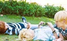 Onew☆Taemin☆Key☆the son of the sun☆