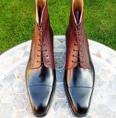 Black Friday Discount Patrick Morh Sneakers in camoscio