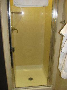 Yellow Color Of Fiberglass Shower, fiberglass shower units, fiberglass shower base ~ Home Design Fiberglass Shower Enclosures, Shower Inserts, Shower Units, Shower Base, Shower Surround, Bathtub, House Design, Yellow, Color