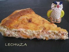 HOJALDRE DE GAMBAS Y SALMON AHUMADO (9) Quiches, Tacos And Burritos, Sandwich Cake, Sandwiches, Spanish Cuisine, Savoury Baking, Sin Gluten, Mexican Food Recipes, Tapas