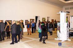 """Fotos von der Vernissage der Jahresausstellung Künstlerbund Graz - Grazer Halle für Kunst und Medien am 13. Dezember 2013. Die Ausstellung zeigt eine Auswahl bildträchtiger Schlüsselstellen des Romans """"Die andere Seite"""" von Alfred Kubin, interpretiert von den Künstlern und Künstlerinnen. #Fotos,#Vernissage,#Jahresausstellung,#Künstlerbund Graz,#Grazer Halle für Kunst und Medien,#Ausstellung,#Schlüsselstellen,#Roman,#Die andere Seite,#Alfred Kubin,#Künstler,#Künstlerin"""