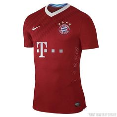 This is #justaproposal for #BayerMunich with #nikefootball. With a #retrolook and a #print based on #Bavaria flag
