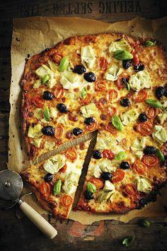 Älä ihmeessä luovu pizzasta arkenakaan - Kiusauksessa - Kiusauksessa - Helsingin…