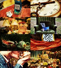 Let's all congratulate me with another cup of teaA very merry unbirthday to me  Gentlemen of Disney→The Mad Hatter