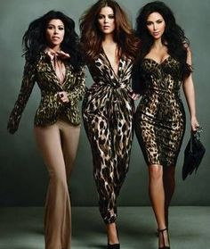 Kim, Khloé, and Kourtney Kardashian aren't just sisters—they're a multimillion-dollar brand; with an empire that spans books, fragrances, and clothing, the reality-TV siblings have become entrepreneurial sensations. Their latest venture, the Kardashian Kollection, launches in Sears stores nationwide on August 25 2010. Photography by Annie Leibovitz.