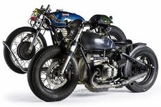 Diferencias entre Cafe Racer, Bobber, Street Tracker, Brat Style y Custom #motorcycles #motos | caferacerpasion.com