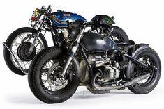 Diferencias entre Cafe Racer, Bobber, Street Tracker, Brat Style y Custom #motorcycles #motos | caferacerpasion.com