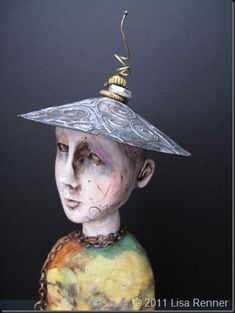 All Dolls Are Art: Lisa Renner | An Li Na Designs