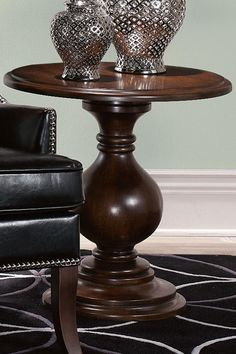 Burnside Accent Table