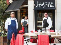 N' A Tasca da Esquina, em Campo de Ourique, um dos restaurantes do Chef Vítor Sobral