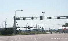 Grensa mellom Tallinn og Riga