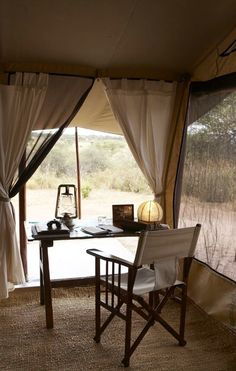 Oliver's Camp - Tarangire National Park, Tanzania