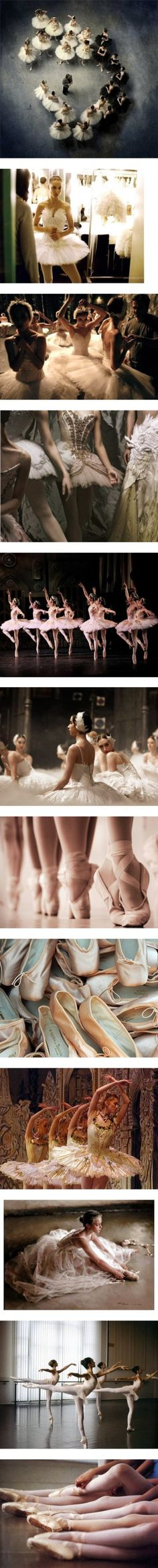 """The Art of Ballet"" by louisebs ❤ liked on Polyvore"