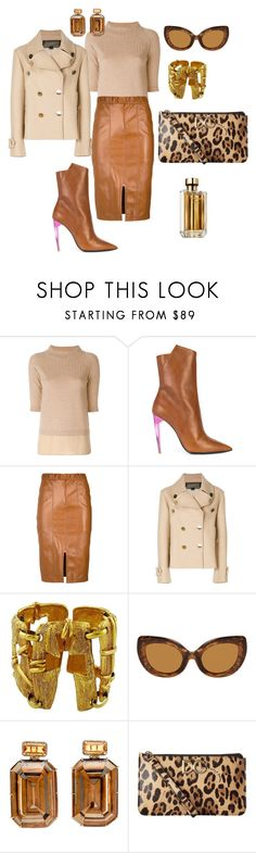 """726"" by explorer-14809378428 ❤ liked on Polyvore featuring Max & Moi, Yves Saint Laurent, Lilly Sarti, Giambattista Valli, Christian Lacroix, Dolce&Gabbana and Prada"