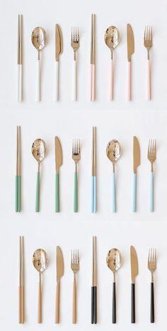 Crockery cutlery set (chopsticks set with fork spoon) Best .- Geschirr Besteckset (Essstäbchen-Set mit Gabellöffel) Besteck-Servierset mit … Crockery cutlery set (chopsticks set with fork spoon) cutlery serving set with … # EssstäbchenSet spoon - Kitchen Items, Kitchen Utensils, Kitchen Decor, Kitchen Modern, Gold Kitchen, Cooking Utensils, Printed Napkins, Flatware Set, Gold Flatware