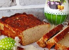 Polish Recipes, Polish Food, Easter Recipes, Charcuterie, Meatloaf, Beef Recipes, Banana Bread, Good Food, Food And Drink