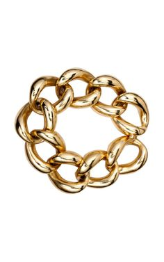Chunky link bracelet by Camilla Dietz Bergeron Ltd
