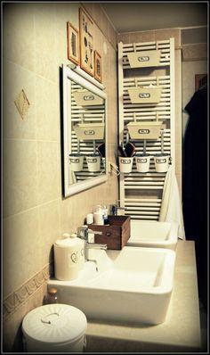 bathroom - my shabby white home