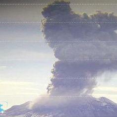 Vulkaan in Peru spuwt aswolk van 3,5 kilometer uit. -Bron: De Morgen  -Plaats: Ubinas.  -Datum: 16 april 2015