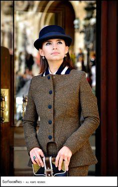 Miss Miroslava Duma - Opéra - Paris
