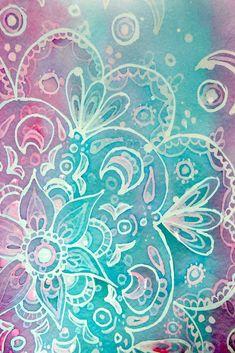 How to create your own beautiful mandala watercolour painting using art spectrum masking fluid - the art of flying Mandala Meditation, Mandala Art, Lion Brand, Gif Disney, Drawing Journal, Mandalas Drawing, Kids Makeup, Fun Snacks For Kids, Painting Videos