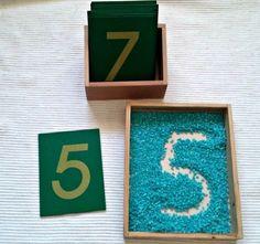 DIY Montessori Inspired Activities and Games for 3 - 5 year olds. | Montessori Nature
