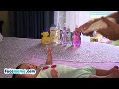 Limpieza nasal del bebé - YouTube