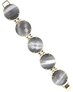 Cassie Bracelet in Slate - Kendra Scott Jewelry. 15% off all Slate, Ivory and White jewels during tomorrow's GNO.