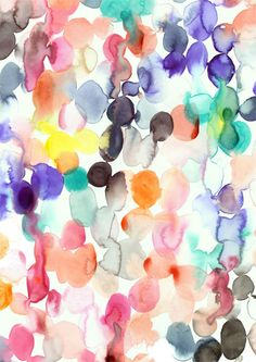 Bondville: Emily Green accessories and artwork Art Painting, Beautiful Wallpapers, Watercolor Print, Illustration Art, Artwork, Abstract, Prints, Beautiful Art, Love Art