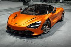 2018 McLaren 720S Fi